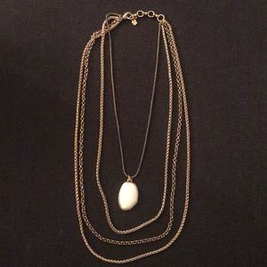 Lucky Brand Multi-Layer necklace